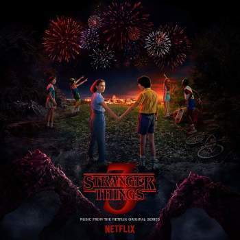 Various Artists - Stranger Things: Season 3 - Vinyl 2LP + Bonus 7