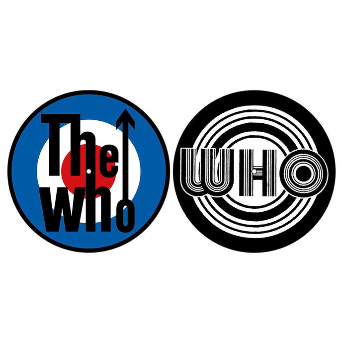 THE WHO TURNTABLE SLIPMAT SET: TARGET