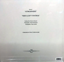 "Joy Division ‎– Atmosphere -  Vinyl 12"" Single, Reissue, Remastered, 180g"