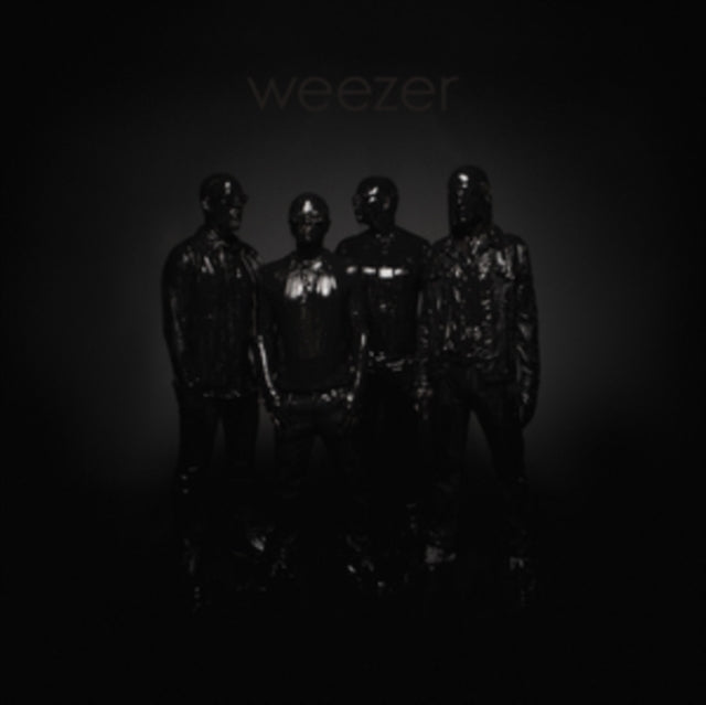 Weezer ‎– The Black Album - Vinyl LP