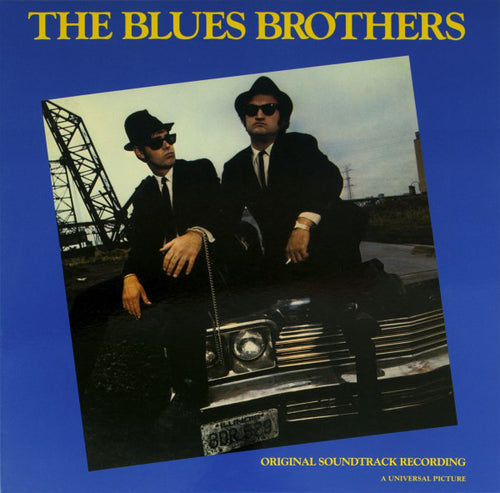 The Blues Brothers (Original Soundtrack Recording) - Vinyl LP
