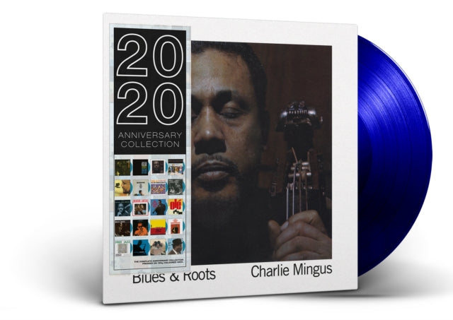 Charlie Mingus - Blues & Roots - 180G Blue Vinyl LP