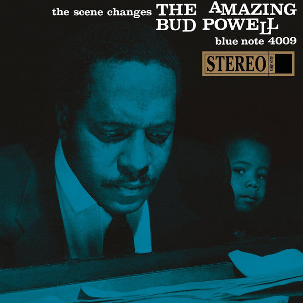 The Amazing Bud Powell ‎– The Scene Changes, Vol. 5 - Reissue Remastered Vinyl LP
