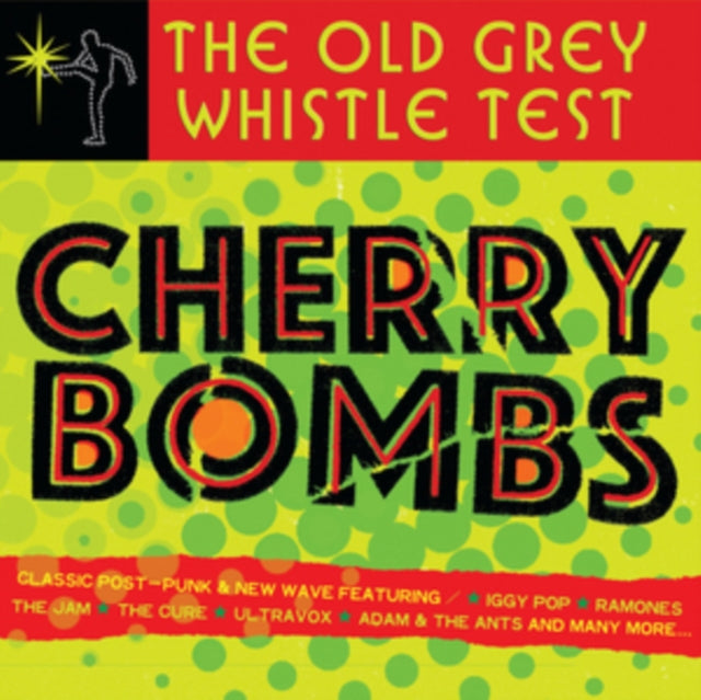 Various Artists - The Old Grey Whistle Test - Cherry Bombs - Vinyl 2LP