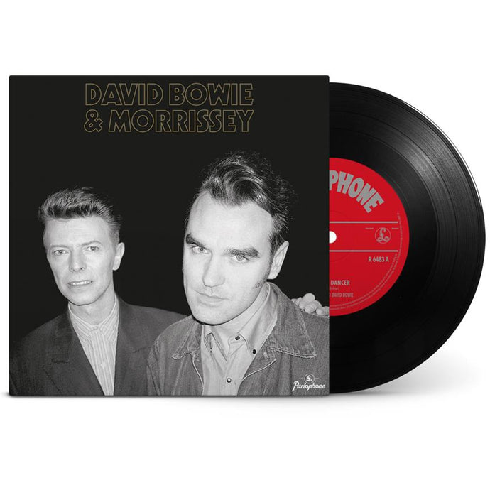 David Bowie & Morrissey ‎– Cosmic Dancer/That's Entertainment - 7