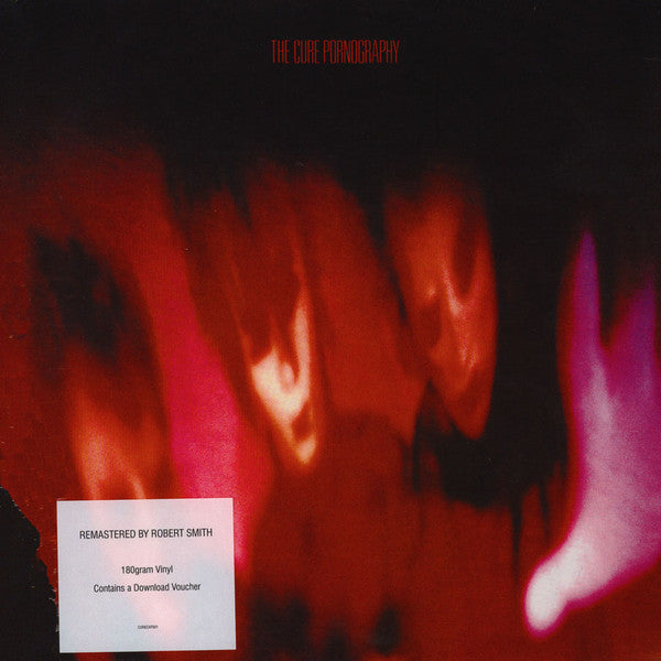 The Cure ‎– Pornography - Remastered - Vinyl LP