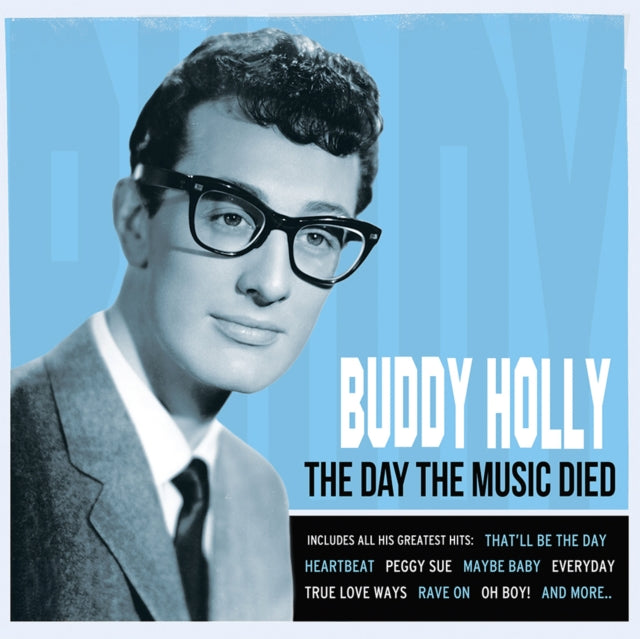 Buddy Holly - The Day The Music Died - 180G Vinyl LP
