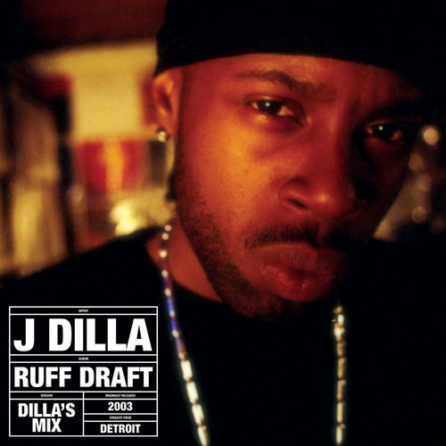 J Dilla - Rough Draft The Dilla Mix - RSD18 - 2 x Vinyl LP