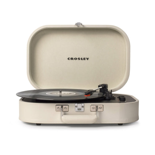 Crosley Discovery Portable Turntable - Dune