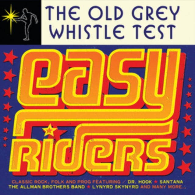 Various Artists - The Old Grey Whistle Test - Easy Riders - Vinyl 2LP