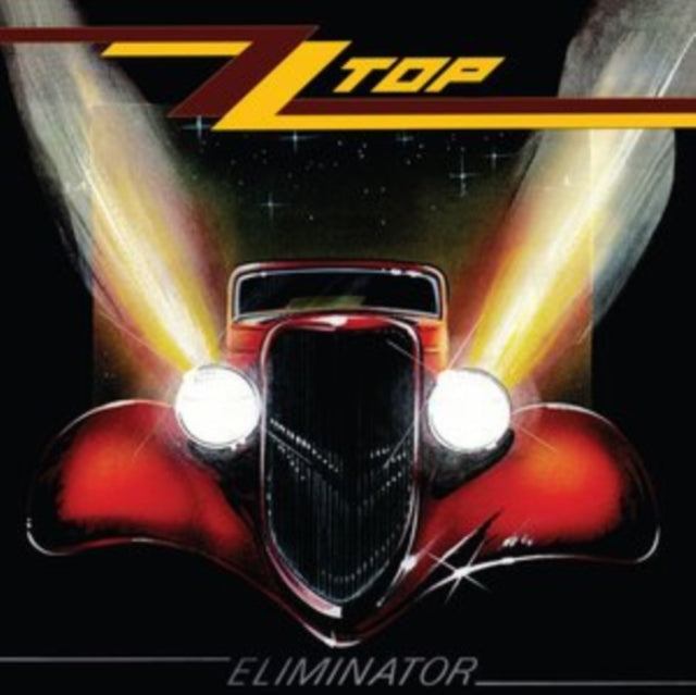 ZZ Top - Eliminator - Limited Edition Yellow 180G Vinyl LP
