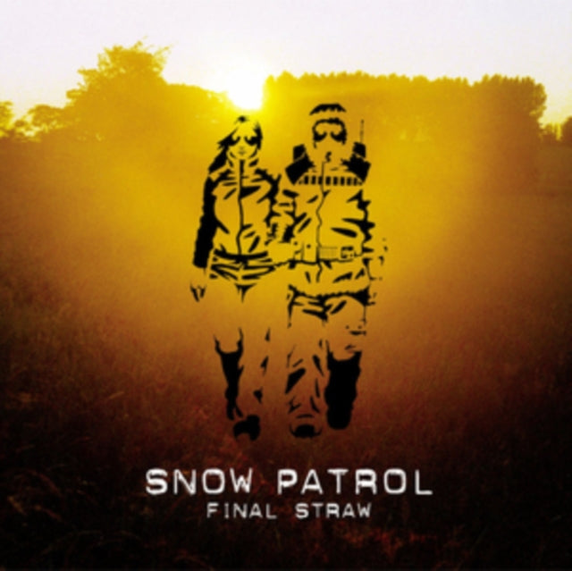 Snow Patrol ‎– Final Straw - Reissue Vinyl LP