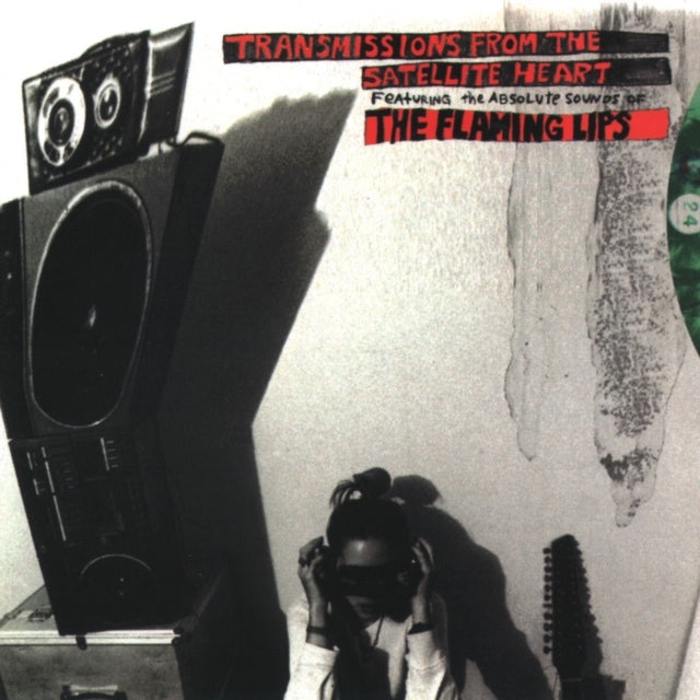 The Flaming Lips - Transmissions From The Satellite Heart - Limited Edition Ash Grey Vinyl LP