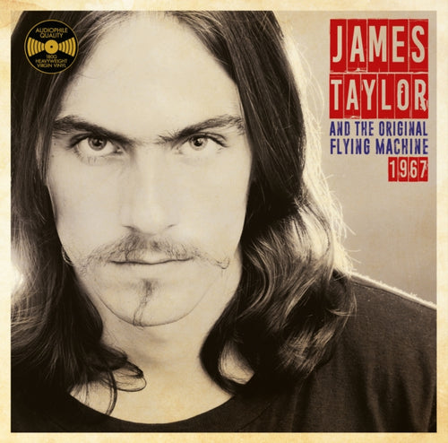 James Taylor ‎– James Taylor and the Original Flying Machine 1967 - 180G Vinyl LP