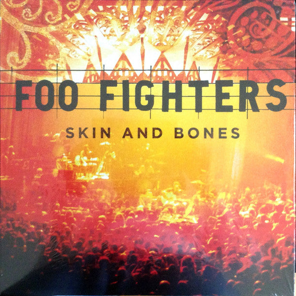 Foo Fighters ‎– Skin And Bones - 2 x Vinyl LP