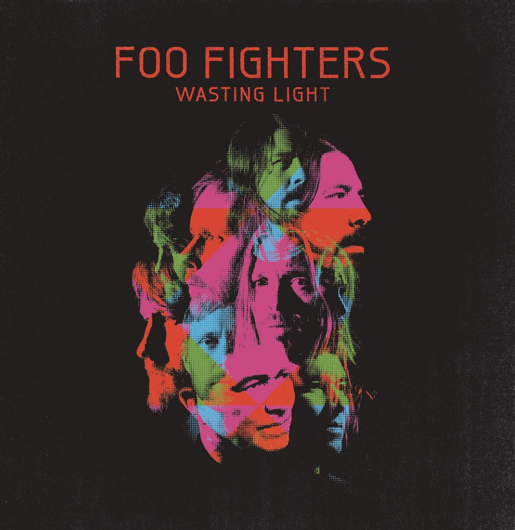 Foo Fighters - Wasting Light - Reissue - 2 x Vinyl LP