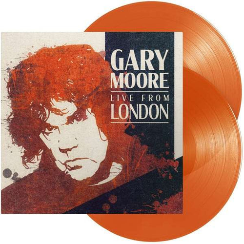 Gary Moore - Live From London - Limited Edition Orange 180G Vinyl 2LP