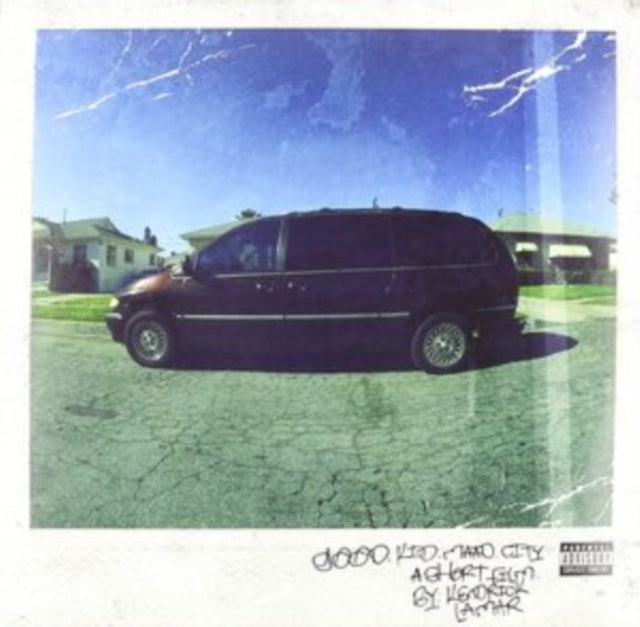 Kendrick Lamar - Good Kid, M.A.A.d City - Vinyl 2LP