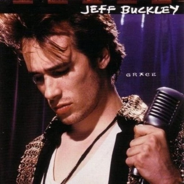 Jeff Buckley ‎– Grace - Vinyl LP
