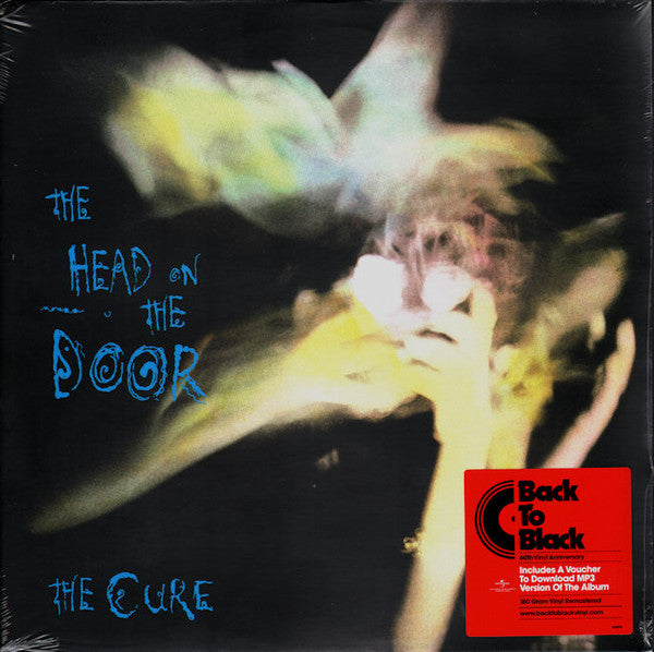 The Cure ‎– The Head On The Door - Remastered - 180G Vinyl LP