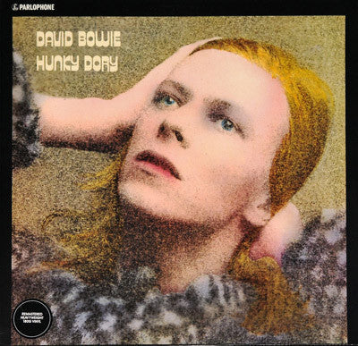 David Bowie - Hunky Dory - Remastered - Reissue - Vinyl LP