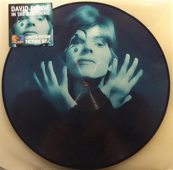 David Bowie - In The Beginning - Limited Edition Vinyl LP Picture Disc