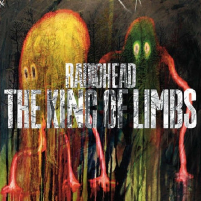 Radiohead ‎– The King Of Limbs - Vinyl LP