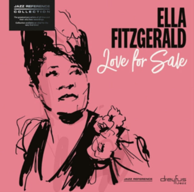 Ella Fitzgerald ‎– Love For Sale - Vinyl LP
