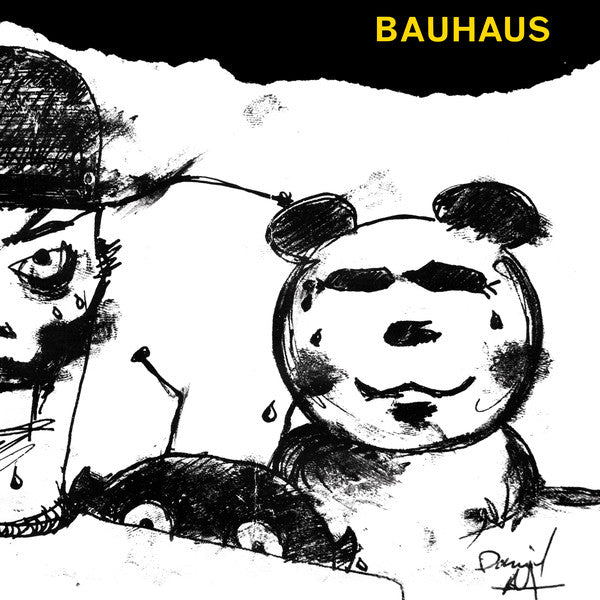 Bauhaus ‎– Mask - Limited Remastered Yellow Vinyl LP