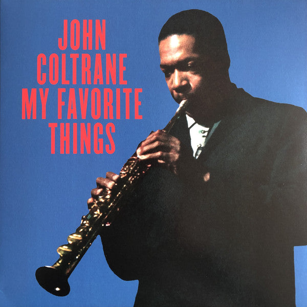 John Coltrane ‎– My Favorite Things -180G  Vinyl LP