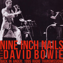 Nine Inch Nails with David Bowie ‎– Back In Anger - Ltd Edition - 4 x Vinyl LP