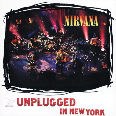 Nirvana - MTV Unplugged In New York - Vinyl LP