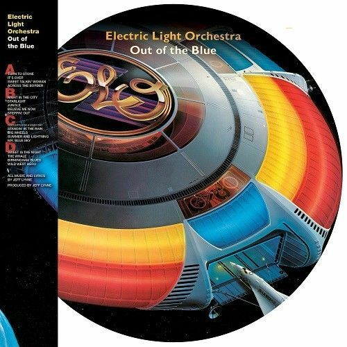 Electric Light Orchestra - Out Of The Blue - 12