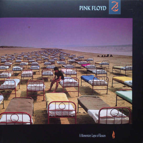 Pink Floyd ‎– A Momentary Lapse Of Reason - Remastered Reissue - Vinyl LP