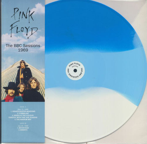 Pink Floyd ‎– The BBC Sessions 1969 -  Coloured Vinyl LP, 45 RPM Mono Limited Edition
