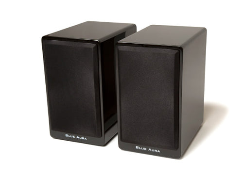 Blue Aura ps40 Passive Speakers - Black