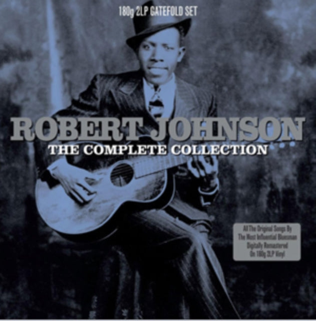 Robert Johnson ‎– The Complete Collection - Gatefold 180G Vinyl 2LP