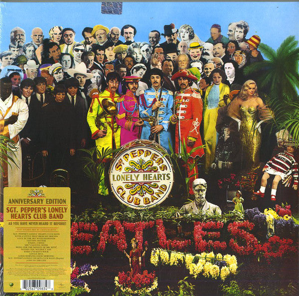 The Beatles - Sgt. Pepper's Lonely Hearts Club Band - 2017 Stereo Mix - Anniversary Edition - Vinyl LP