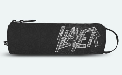 Slayer - Distorted Pencil Case