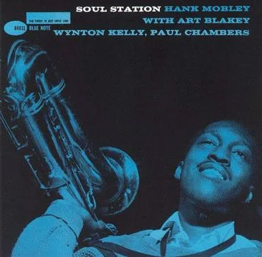 Hank Mobley - Soul Station - 180G Reissue Remastered Vinyl LP