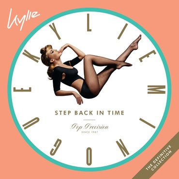 Kylie Minogue ‎– Step Back In Time - Limited Edition Mint  Green Vinyl 2LP