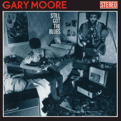Gary Moore - Still Got The Blues For You - Vinyl LP