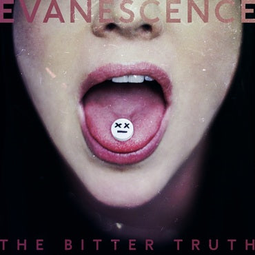 Evanescence ‎– The Bitter Truth - Black Vinyl 2LP