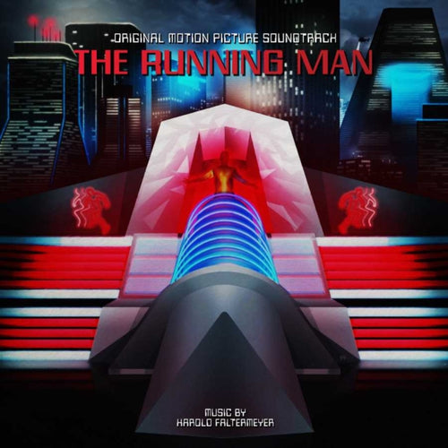 Harold Faltermeyer - OST - The Running Man - Deluxe Edition Vinyl 2LP