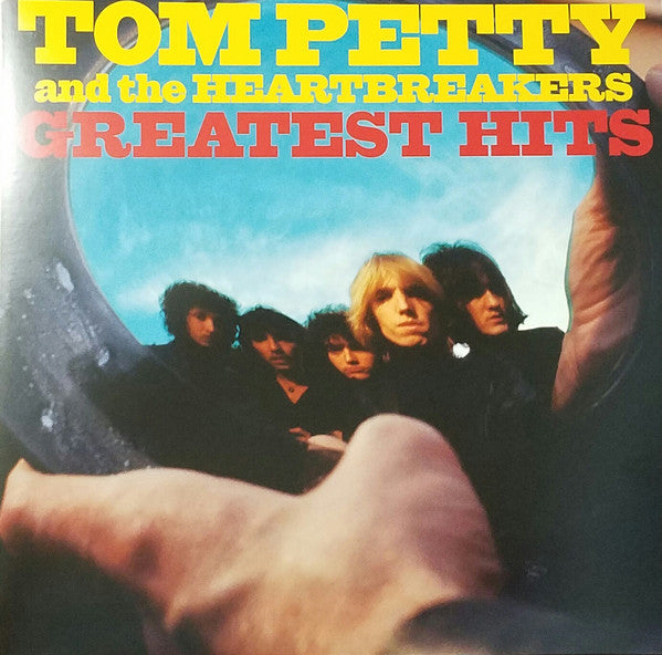 Tom Petty and The Heartbreakers Greatest Hits Vinyl