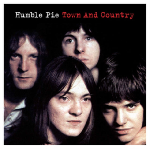 Humble Pie ‎– Town and Country - 180G Vinyl LP