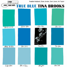 Tina Brooks ‎– True Blue - Reissue Remastered 180G Vinyl LP