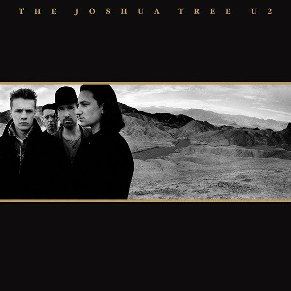 U2 - The Joshua Tree - Remastered - 2 x Vinyl LP