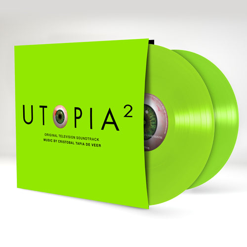 Utopia 2 - Original Television Soundtrack - Limited Edition Grass Green Vinyl 2LP