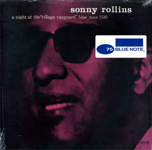 Sonny Rollins ‎– A Night At The
